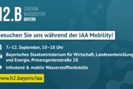 Wasserstoff-Mobilität